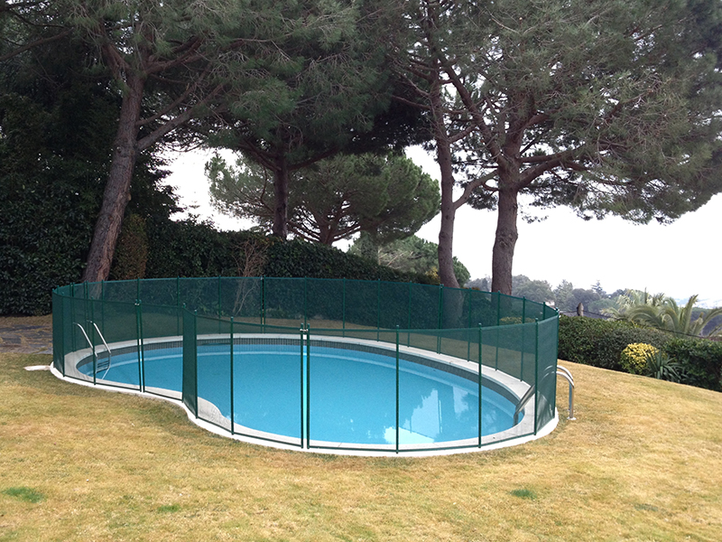 Vallas de Piscinas | Seguridad de Piscinas