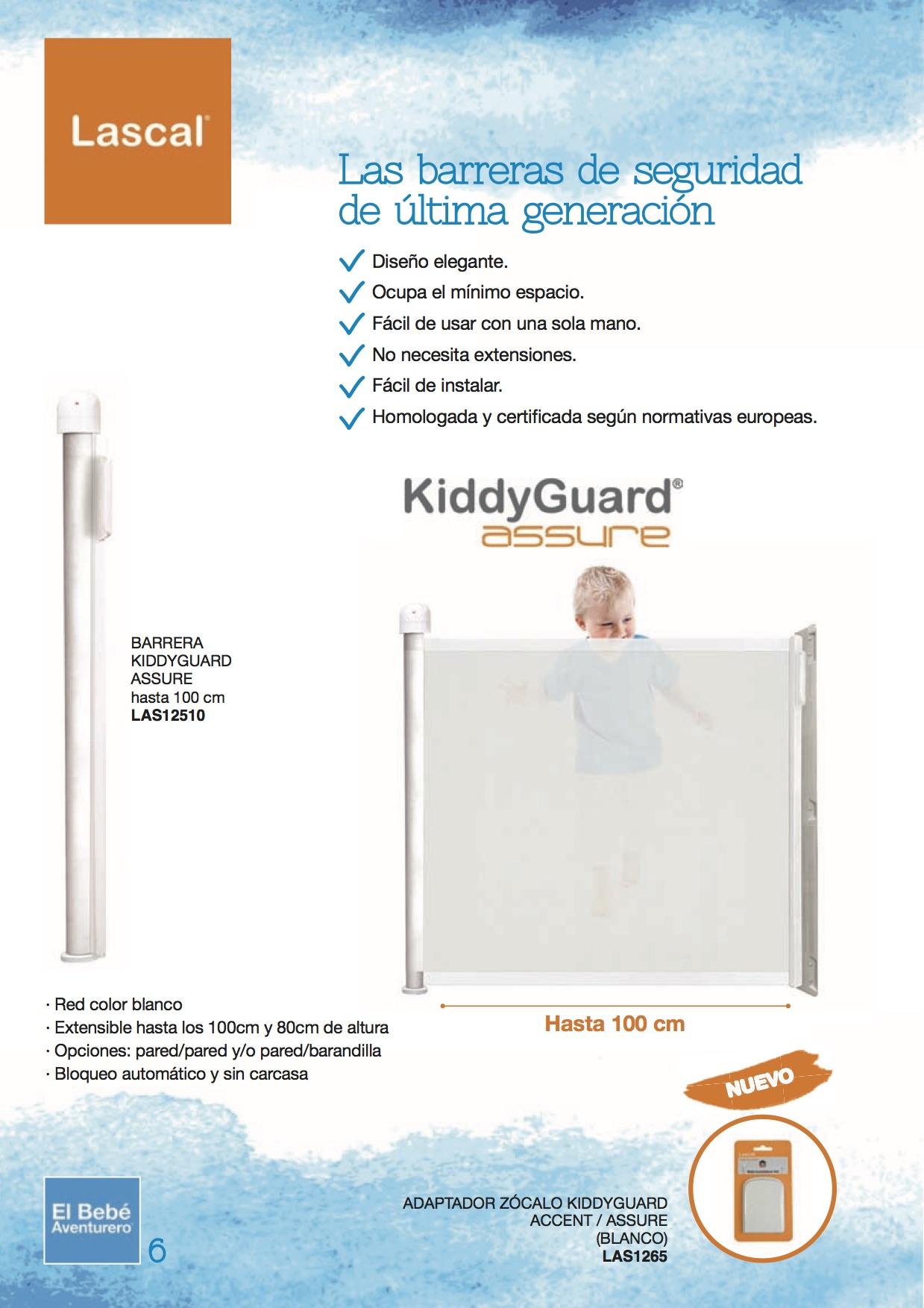 Barrera de Seguridad Assure - Protec Baby