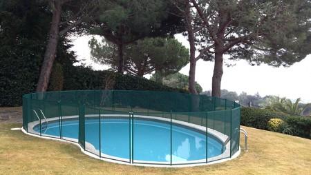 La importancia de escoger la valla de seguridad para piscina ideal