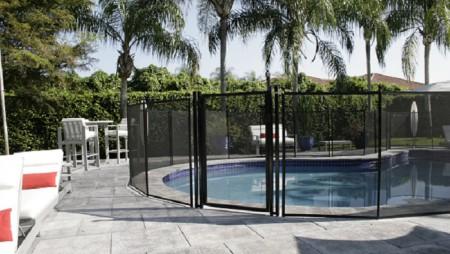 ¿Cuál es el mejor material para las vallas para piscinas Granollers?
